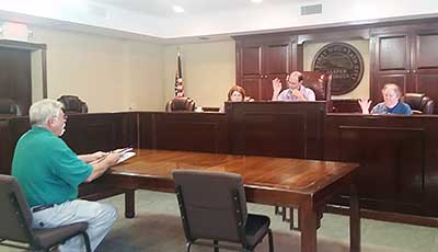 Jasper Planning Commission Meeting (Video)