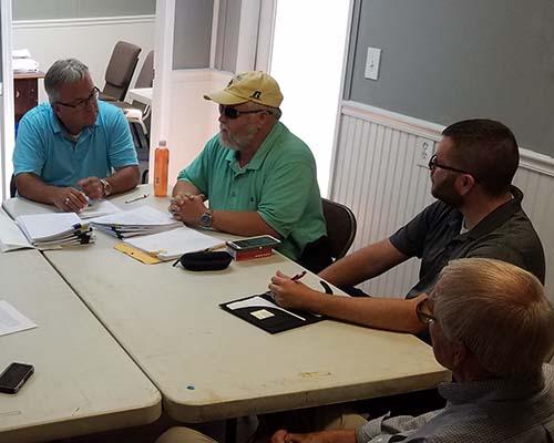 Jasper City Council Work Session July 2018