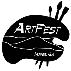 Jasper ArtFest Is On!