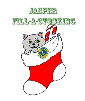 Help Jasper Lions Club's Fill-A-Stocking Serve More Than 400 Pickens County Families
