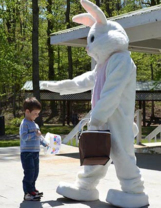 Jasper Merchants Association Easter Egg Hunt on March 31st