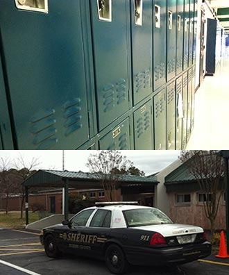PSO Alert:  Ammunition Found in Bathroom at Jasper Middle School