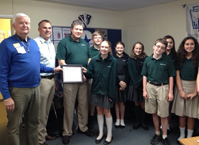NEW JOOI CLUB CHARTERED AT WILDWOOD CHRISTIAN ACADEMY