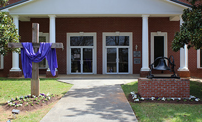 Dedication Ceremony for JUMC Historic Bell's New Location is Sunday, May 11th