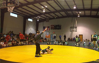 JYSA Dragons Wrestling Host First Tournament Of The Season