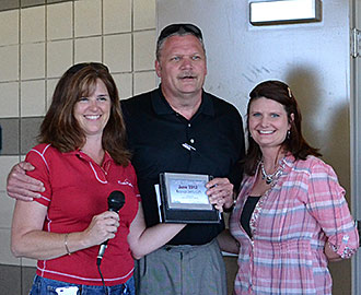 KnowPickens.com Awarded Chamber Small Business of the Month for June
