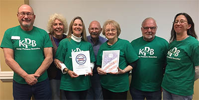 Keep Pickens Beautiful Receives Two Awards