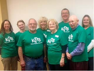 New Keep Pickens Beautiful Officers for 2016