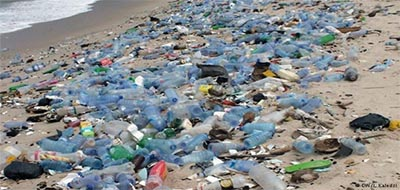 Don't Let Our Beaches Look Like This - RECYCLE