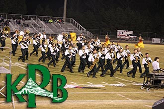 Save Your Cans for the Pride of Pickens Marching Band