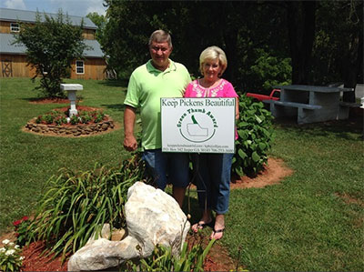 KPB Awards July Green Thumb Award