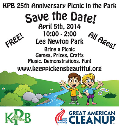 Join KPB for their 25th Anniversary Picnic in the Park