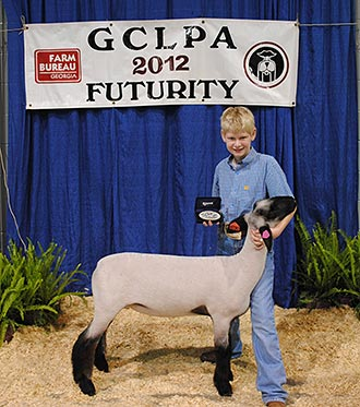 4-H Lamb Shows Come to An End