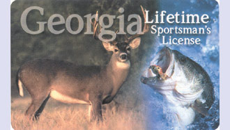 GEORGIA NATURAL RESOURCES FOUNDATION OFFERING CHANCE TO HUNT, FISH FOR FREE FOR LIFE