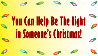 Make a difference with KnowPickens.com and bring Christmas to seven boys from three different families