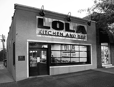 LOLA Kitchen and Bar Closing Doors in Jasper after Saturday, November 29th