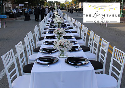 The Long Table on Main, 'A Masquerade on Main'