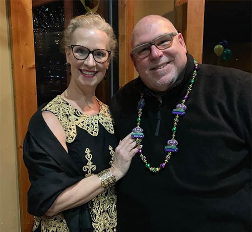 Mardi Gras in the Mountains Happening March 2nd