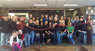 Pickens County Chamber Recognizes Mary Ann�s with a Ribbon Cutting