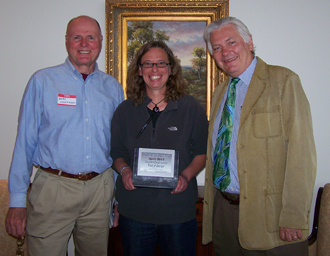 MCTGA Receives Chamber Non Profit of the Month Award