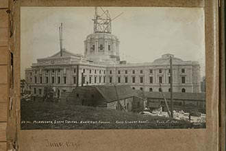 Who Built the Minnesota State Capitol?  Historian and Video Producer Coming to Pickens County in October for Documentary