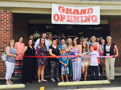 Pickens County Chamber Recognizes Misty's Boutique & Massage with a  Re-Grand Opening & Ribbon Cutting Ceremony