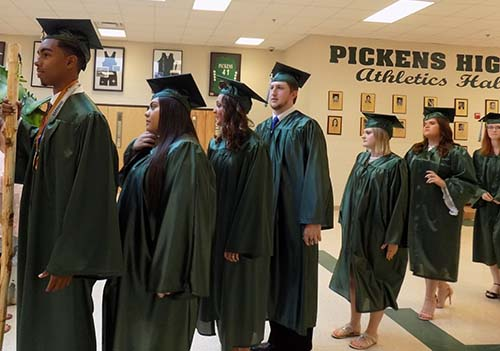 MECHS Graduation 2018