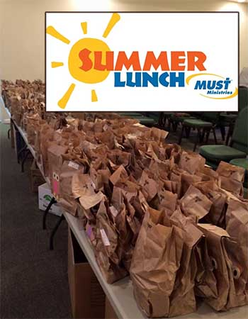 MUST Summer Lunch Program Hits A New Record