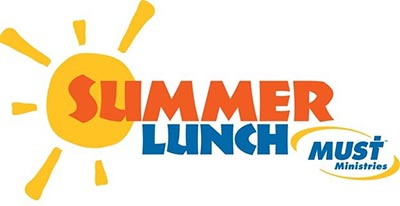 Must Ministries Summer Lunch is Almost Here!