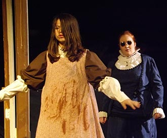 Review:   Tater Patch Players Production of 'Miracle Worker'