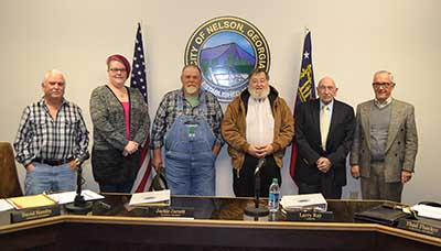 Nelson City Council Members Swearing In