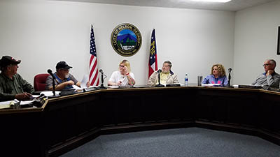 Nelson City Council Special Called Meeting November 2016