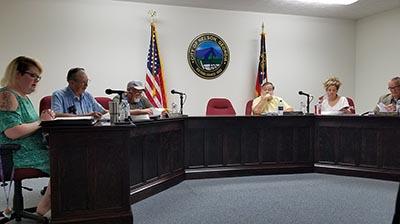 Nelson City Council June 2017