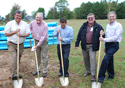 Habitat Pickens breaks ground on Good Hope Acres community