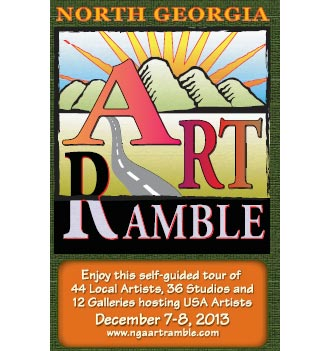 North Georgia Art Ramble