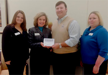 North Georgia Staffing is Pickens Chamber's November Small Business of the Month