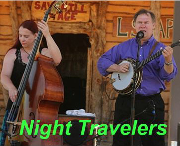 A Different Kind of Bluegrass Sound� The Night Travelers