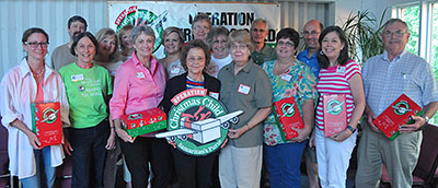 Operation Christmas Child Kick-off Meeting