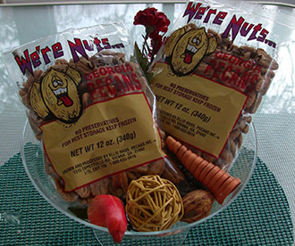 "OPTIMIST CLUB IS GOING ""NUTS"""