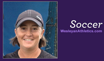 Wesleyan Soccer Hires Paige Hightower as New Head Coach
