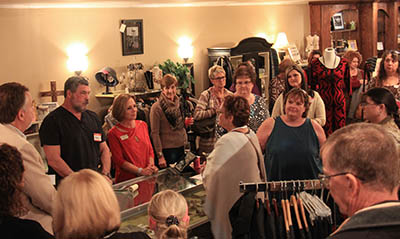 Pickens Chamber November Business After Hours