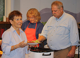 Pastor�s Pot Runneth Over: CARES Cooking Challenge on May 4th