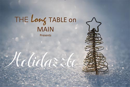 The Long Table 2017 Presents Holidazzle