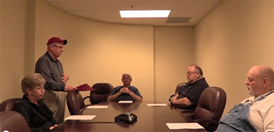 Pickens County Beer and Wine Board Called Meeting (Video)