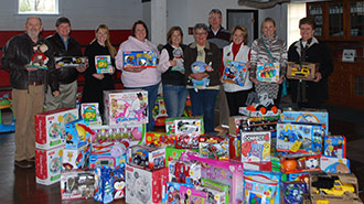 THE PICKENS COUNTY BOARD OF REALTORS® GIVES BACK TO THE COMMUNITY