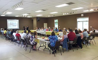 Large Turnout for the Pickens County Family Connection Collaborative Meeting