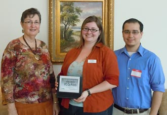 PC Co-Pilots named July Small Business of the Month at Chamber Breakfast
