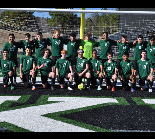 PHS Boys Soccer Secure Spot in State Playoffs