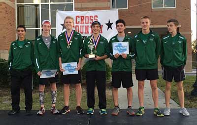 PHS Cross Country Boys' and Girls' Teams Heading to State
