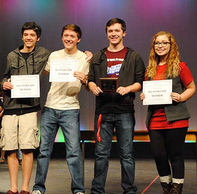 PHS Theatre Wins Region Championship with One-Act Production